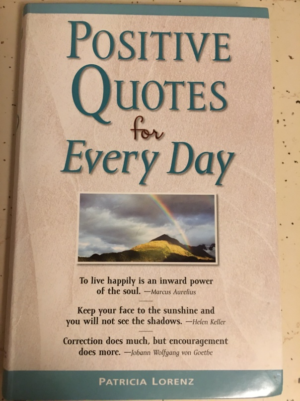 Book of Positive Quotes